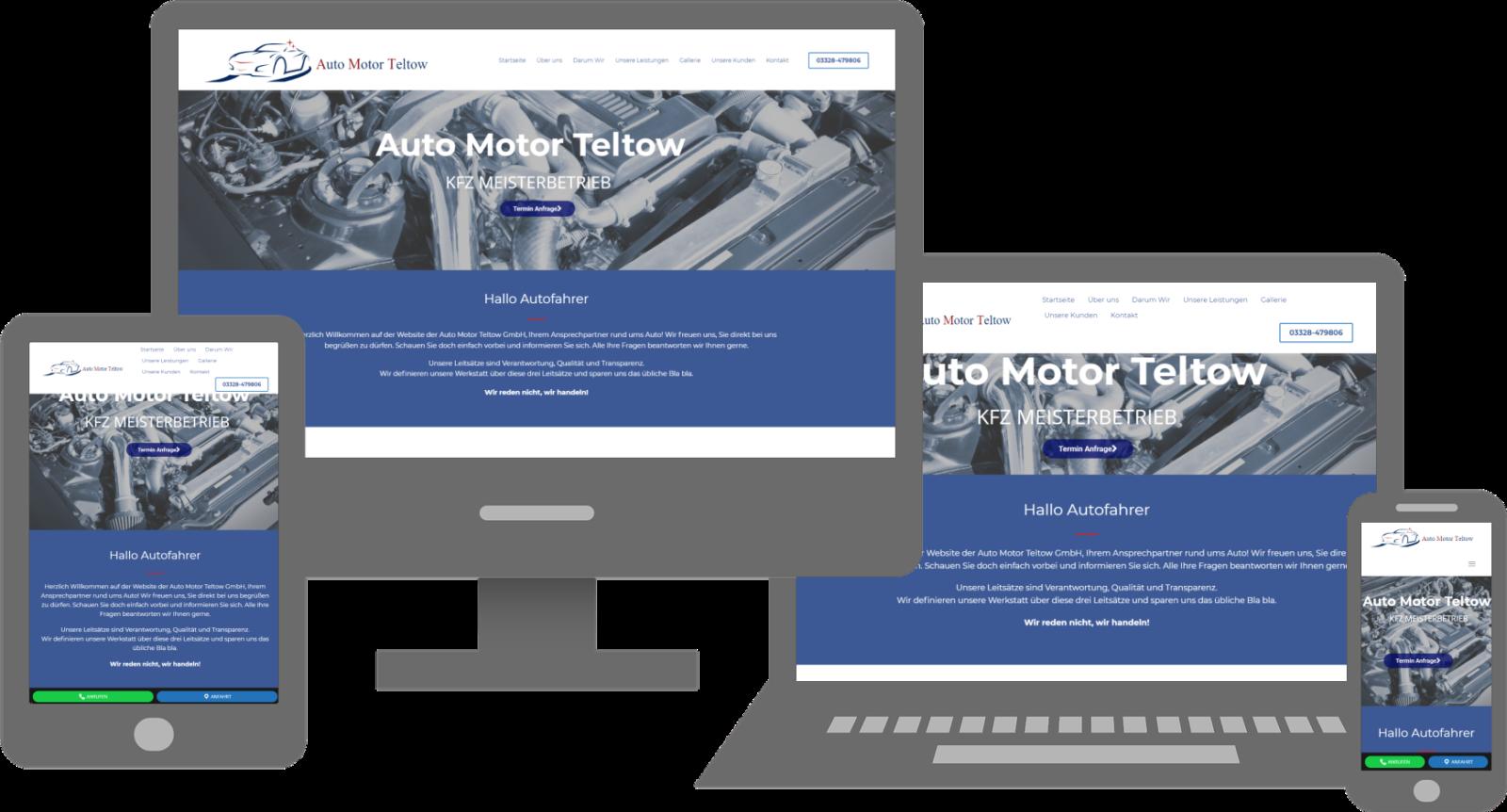 Auto Motor Teltow 1