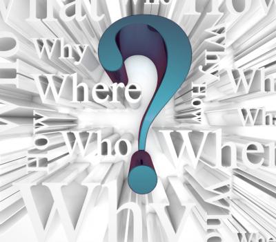 Überschift als Frage formulieren